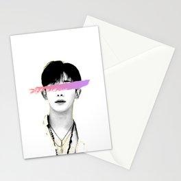 Monsta X Wonho Stationery Cards