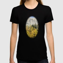 Colours Of The Forest T-shirt