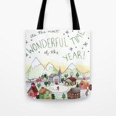 Most Wonderful Tote Bag