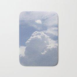 Big Clouds by Teresa Thompson Bath Mat