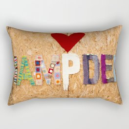 Hampden Yarn Rectangular Pillow