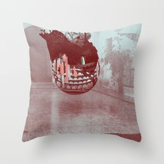 Sevilla Monsters Throw Pillow