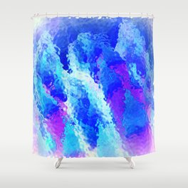 My Name Is Sparagus! Shower Curtain