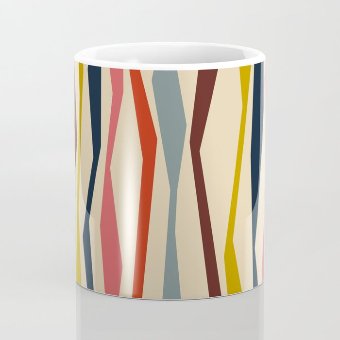 Bloomsbury Stripe Coffee Mug