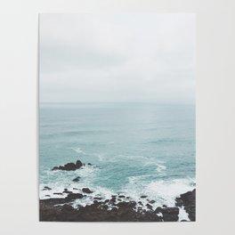 Rocky Shore Poster