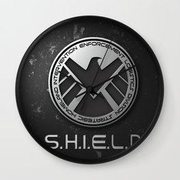 S.H.I.E.L.D Wall Clock