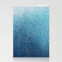fabric Stationery Cards featuring Fabric by Anna Berthier