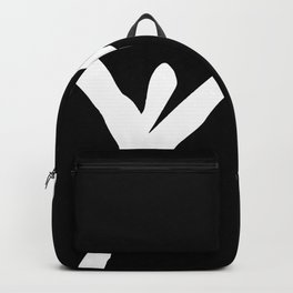 Vagina 1b by Kathy Morton Stanion Backpack