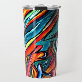 My Very Eva 1st 'WATER~COLOR' painting Travel Mug