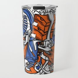 Pager Collage 2 Royal Stain Travel Mug