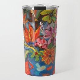 Blooms Bustin' Out Travel Mug