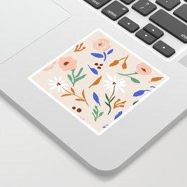 Tulum Floral Sticker