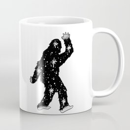 SpaceSquatch Coffee Mug