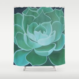 Emerging Shower Curtain