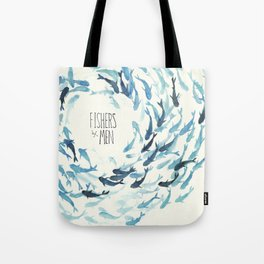 Fishers of Men Tote Bag