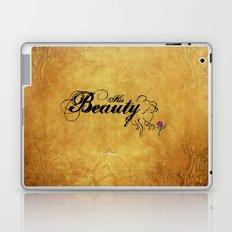 His Beauty Laptop & iPad Skin