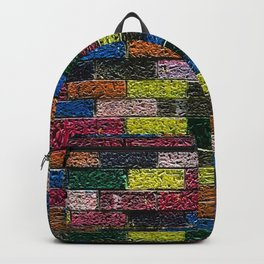 Follow The Bright Brick Road Backpack
