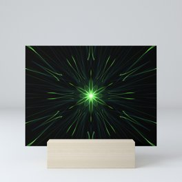 Green Lantern Mini Art Print