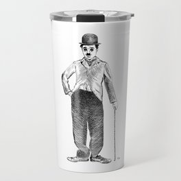 Charlie Caplin Travel Mug