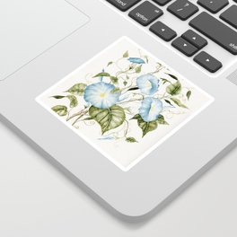 Morning Glories Sticker