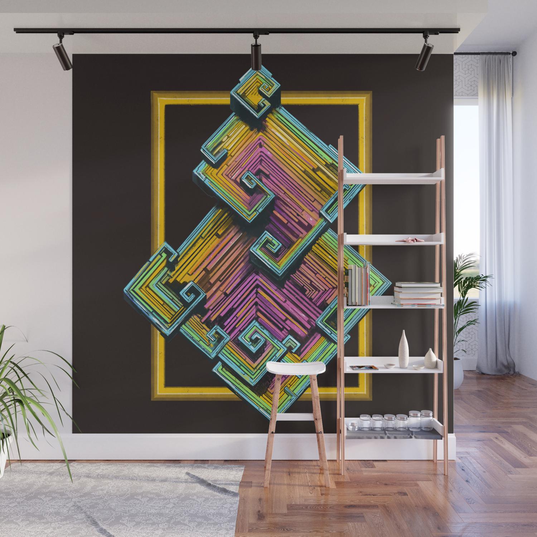 Bismut & Bismut Architectes bismuth crystal wall muralleahbeea