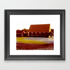 Sacred Framed Art Print