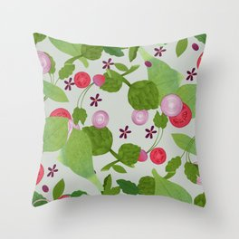 salad Throw Pillow