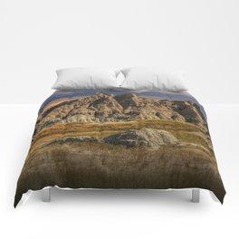 Badlands National Park Comforters