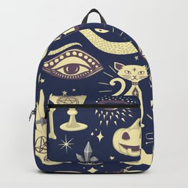 Halloween Magic Backpack