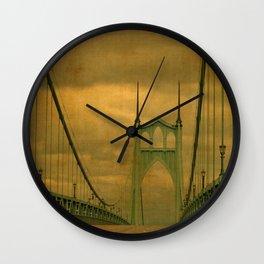 ST JOHNS BRIDGE Wall Clock