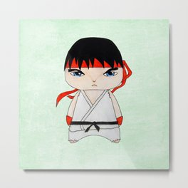 A Boy - Ryu Metal Print