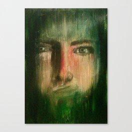 No Voice Canvas Print