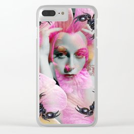 Hedy Clear iPhone Case