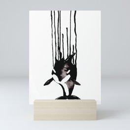 Blackfish Mini Art Print