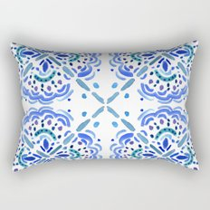 Amalfi Tile Rectangular Pillow
