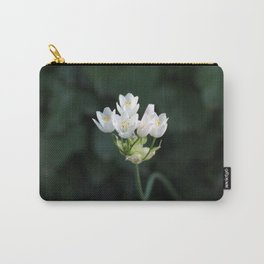 Tiny Little Flower Carry-All Pouch
