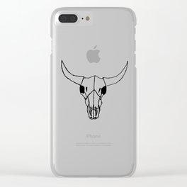 Minimalist Steer Clear iPhone Case