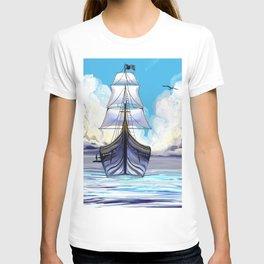 I Will Not Sink T-shirt