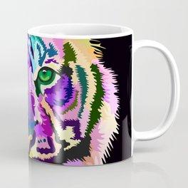 popart tiger Coffee Mug