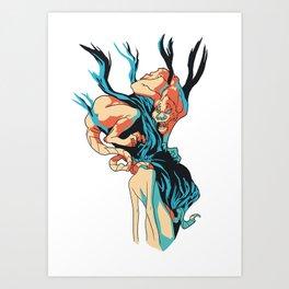 DragonsHeir Art Print