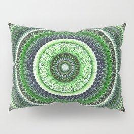 Living Forest Mandala Pillow Sham