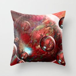 Airspeed Throw Pillow