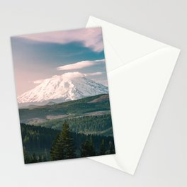 Saints and Sinners - 126/365 Nature Photography Mount St. Helens Stationery Cards