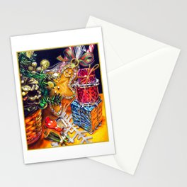 Christmas Cheer Stationery Cards