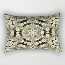 Resurrect Mandala 1 Rectangular Pillow