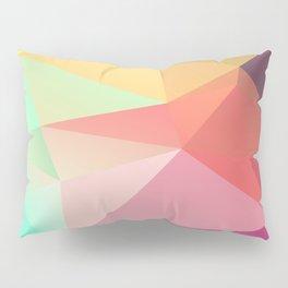 geometric V Pillow Sham