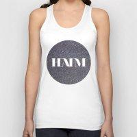 haim Tank Tops featuring HAIM by Elianne
