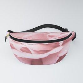Pink Rose Petals Fanny Pack