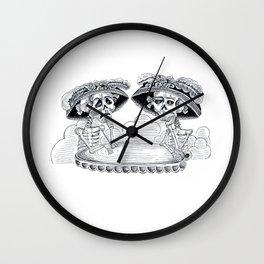 catrinas Wall Clock