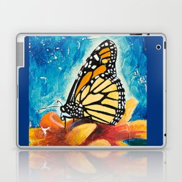 Butterfly - Discreet clarity - by LiliFlore Laptop & iPad Skin